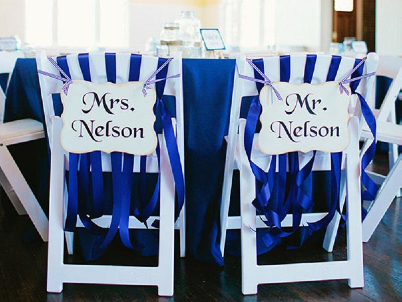 23 wedding chairs