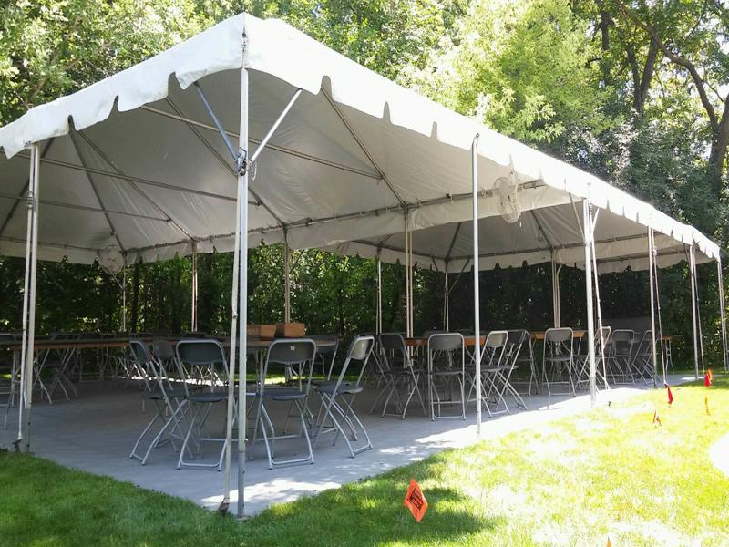 27 frame tent portable floor