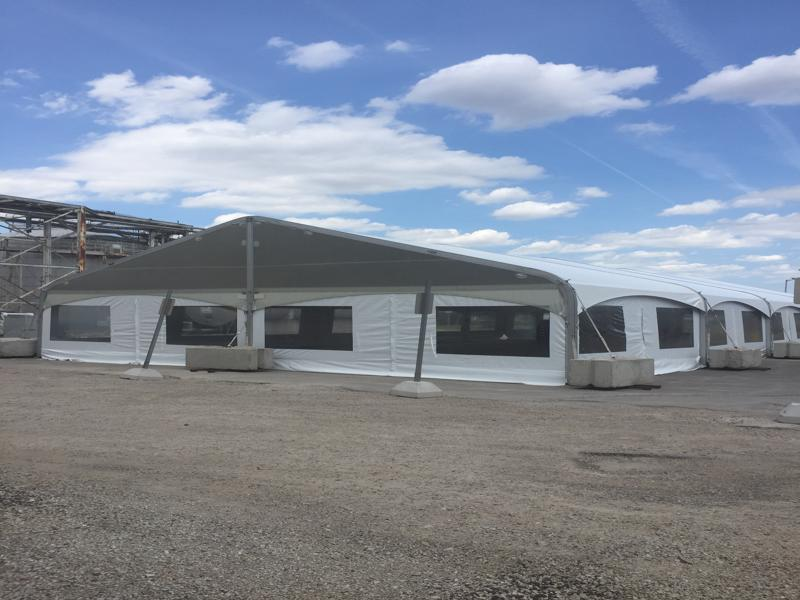 3 industrial plant tent