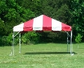 Rental store for 12x12, R W 1 P  - FIESTA FRAME TENT in Chicago IL