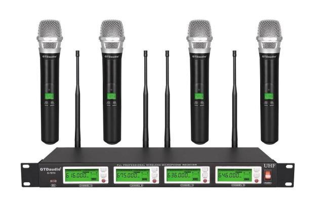 Where to find PA, WIRELESS 4 MICROPHONE in Chicago