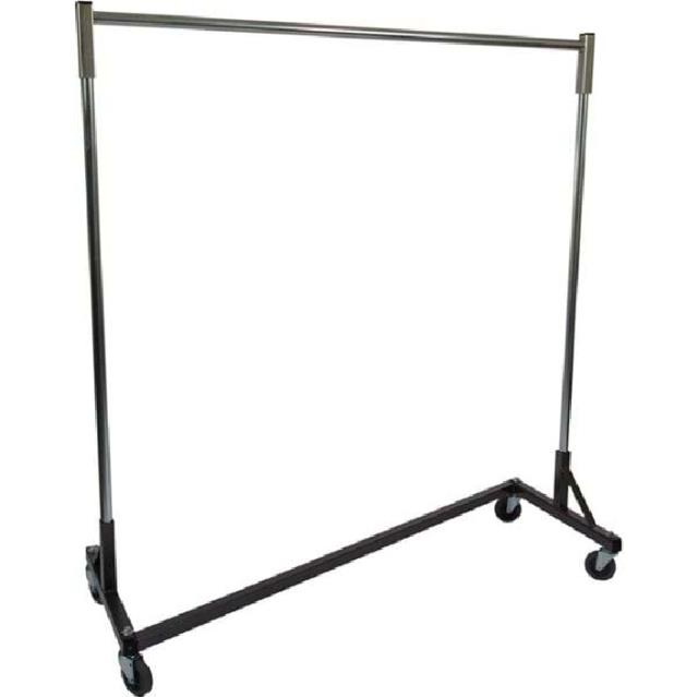 Where To Find COAT RACK 5 Rolling Z Single Bar In Chicago
