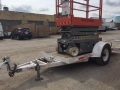 Rental store for TRAILER, 4  x 10  UTILITY. 3500lb in Chicago IL