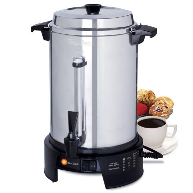55 Cup Coffee Maker Instructions : COFFEE MAKER 55 CUP Rentals Chicago IL, Where to Rent COFFEE MAKER 55 CUP in Chicagoland ...