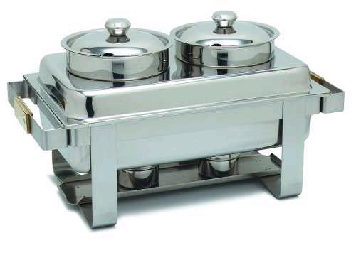 Where to find CHAFER, SOUP INSERT 2-4qt w 2.ladles in Chicago