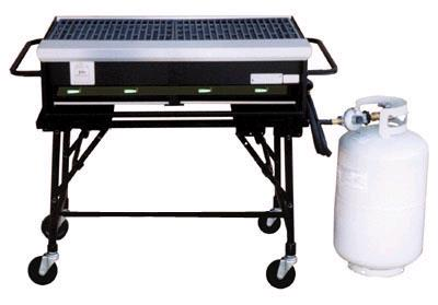 Where to find BBQ, Propane - 32 x24     On Wheels in Chicago