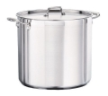 Rental store for STOCK POT, 24qt w  lid in Chicago IL
