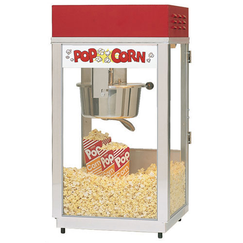 POPCORN TABLE TOP Rentals Chicago IL, Where To Rent
