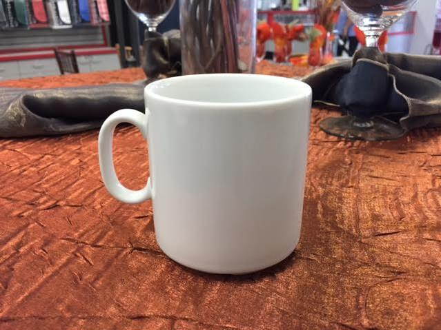 Where to find CHINA 9 oz mug CW  EA in Chicago
