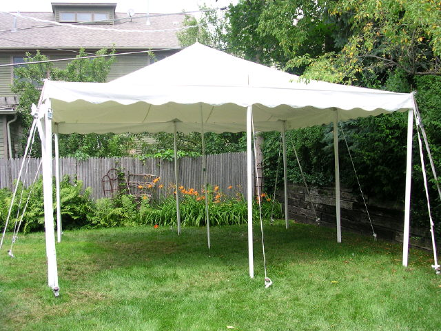 CANOPY 20X20 ALL PURPOSE CANOPY TENT Rentals Chicago IL, Where to