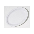 Rental store for CHINA 13  Oval Platter Ea in Chicago IL