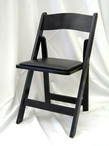 Where to find CHAIR, RESIN BLACK folding in Chicago
