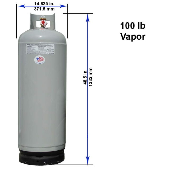 Where to find Propane Fuel 100 lb in Chicago