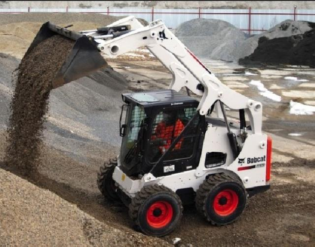 Where to find LOADER, BOBCAT S-650 w foam tire, diesel in Chicago