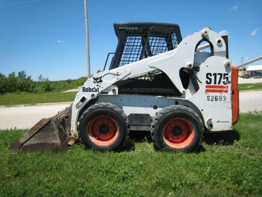 Where to find LOADER, BOBCAT S-175 w foam tire, diesel in Chicago