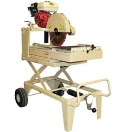 Rental store for SAW, 14  GAS MASONARY BLOCKSAW w table in Chicago IL