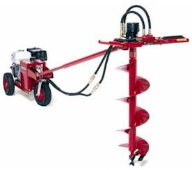Post Hole Digger 11 Hp Hydr Rentals Chicago Il Where To