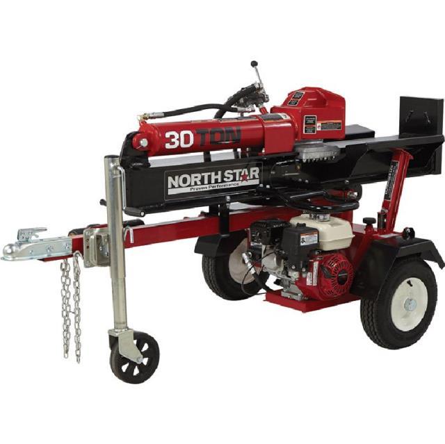yard machine 26 ton log splitter