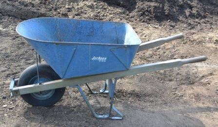 Where to find WHEELBARROW, 3 CU FT in Chicago