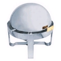 Where to rent CHAFER,  5 QT. ROUND ROLL TOP in Chicago IL