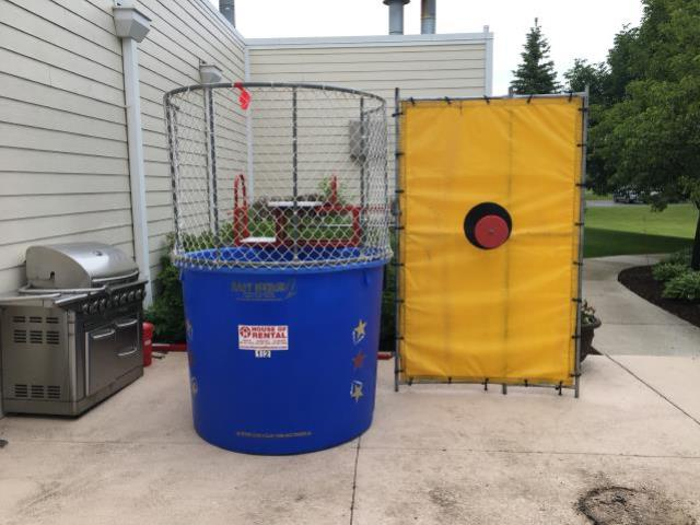 Where to find DUNK TANK, EZ-Dunk 3 in Chicago