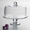 Where to rent CAKE PLATE 12  GLASS w  cover in Chicago IL