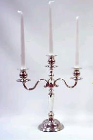 Where to find CANDELABRA, 13  TALL - 3 LITE EA. in Chicago