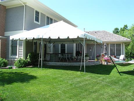 Where to find 20x20, WHITE - FIESTA FRAME TENT in Chicago