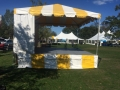 Rental store for 16x16,  Y W  2p  - FIESTA FRAME TENT in Chicago IL