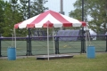 Rental store for 20x20, R W  1 P  - FIESTA FRAME TENT in Chicago IL