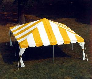 Where to find 20x20, Y W  1 P  - FIESTA FRAME TENT in Chicago