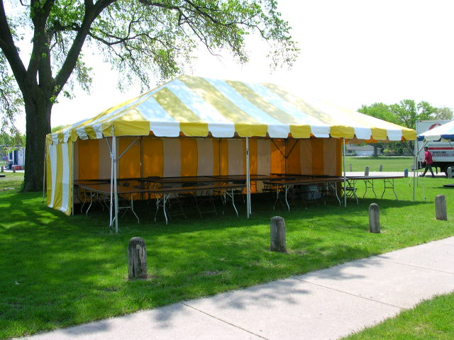 Where to find 20x30, Y W - FIESTA FRAME TENT in Chicago