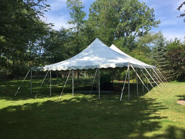 Where to find 30x 45, WHITE - CENTURY POLE TENT in Chicago