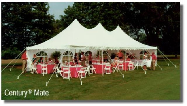 Where to find 30x 60, WHITE - CENTURY POLE TENT in Chicago