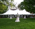 Where to rent 40x 80, WHITE - CENTURY POLE TENT in Chicago IL
