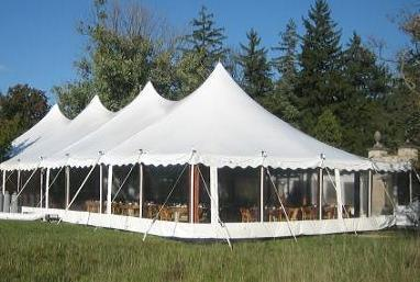 Where to find 40x100, WHITE - CENTURY POLE TENT in Chicago