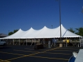 Rental store for 40x120, WHITE - CENTURY POLE TENT in Chicago IL