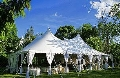 Rental store for 60x 70, WHITE - CENTURY POLE TENT in Chicago IL