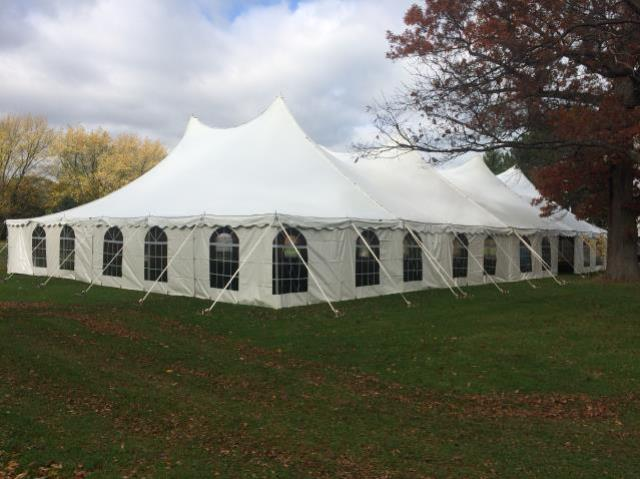 Where to find 60x100, WHITE -  CENTURY POLE TENT in Chicago