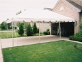 Rental store for 10x30, WHITE - FIESTA FRAME TENT in Chicago IL