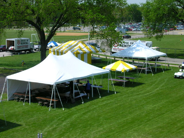 Where to find 20x30, WHITE - ELITE POLE TENT in Chicago