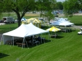 Where to rent 20x30, WHITE - ELITE POLE TENT in Chicago IL