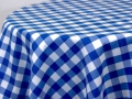 Where to rent BLUE   WHITE, GINGHAM COLLECTION in Chicago IL