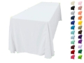 Where to rent 6  - SKIRTLESS TABLE COVER COLLECTION in Chicago IL