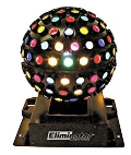 Rental store for LIGHT, DJ colored mirror ball in Chicago IL