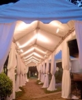 Where to rent 9x40 MARQUEE, WHITE in Skokie IL