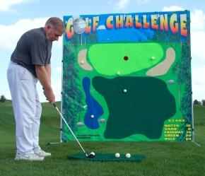 Where to find GAME, GOLF CHALLENGE in Chicago