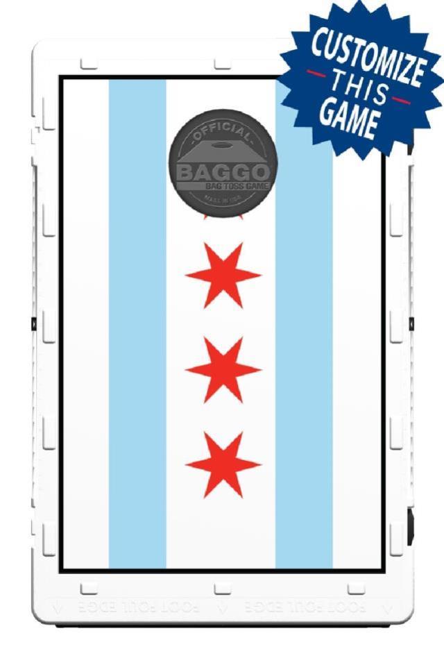 Where to find GAME, BAGGO BEAN BAG TOSS in Chicago