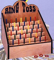 Where to find GAME, TABLETOP RING TOSS in Chicago