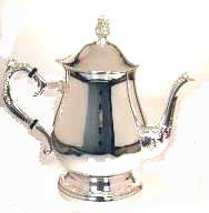 Where to find TEA POT, 32oz SILVER in Chicago